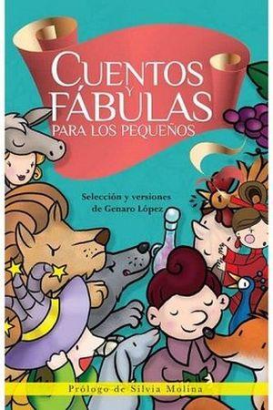 CUENTOS Y FABULAS P/LOS PEQUEÑOS -LB/NVA.ED-  (HIDRO)