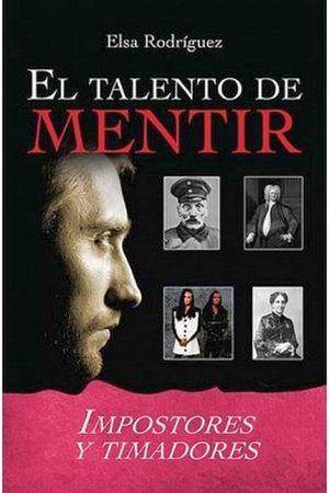 TALENTO DE MENTIR, EL -LB/NVA.ED-  (HIDRO)