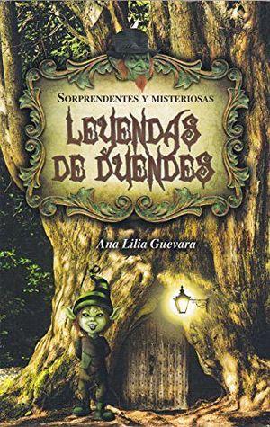 SORPRENDENTES Y MISTERIOSAS LEYENDAS DE DUENDES (LB/NVA.ED/HIDRO)