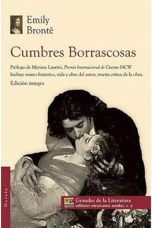 CUMBRES BORRASCOSAS (1/2 CARTA/GRANDES DE LA LITERATURA)
