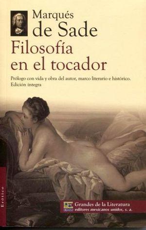 FILOSOFIA EN EL TOCADOR (1/2 CARTA/GDES. DE LA LIT.)