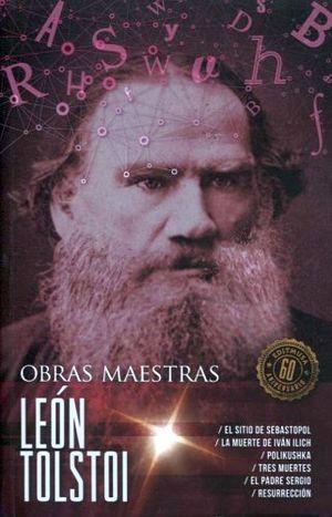 LEON TOLSTOI (COL.OBRAS MAESTRAS)