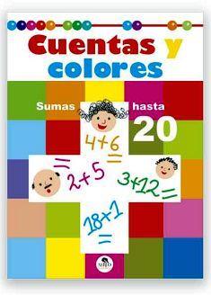 SUMAS HASTA 20                       (CUENTA Y COLORES)
