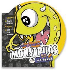 MONSTRUOS 50 ACTIVIDADES