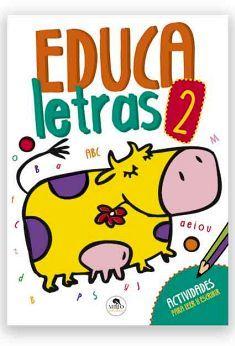 EDUCALETRAS 2                        (ACTIVIDADES P/LEER Y ESCR.)