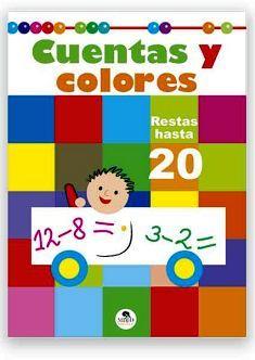 RESTAS HASTA 20                      (CUENTAS Y COLORES)