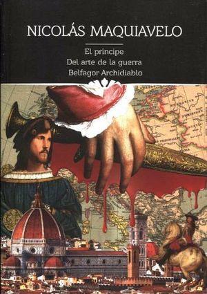 PRINCIPE, EL/DEL ARTE DE LA GUERRA/BELFAGOR  (COL.ICONOS LIT.)