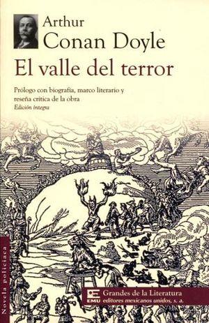 VALLE DEL TERROR, EL (1/2 CARTA/GDES. DE LA LIT.)