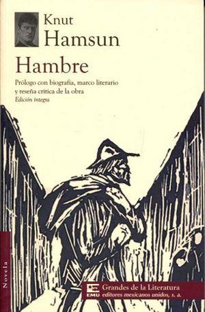 HAMBRE (1/2 CARTA/GDES. DE LA LIT.)