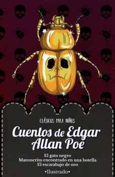 CUENTOS DE EDGAR ALLAN POE          (CLASICOS P/NIÑOS/ILUSTRADO)