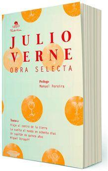 JULIO VERNE OBRA SELECTA TOMO 2      (TINTA VIVA)