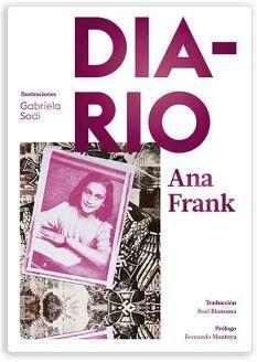 DIARIO DE ANA FRANK                  (ARTE Y LETRAS)