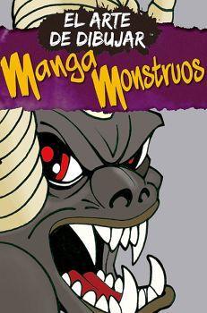 ARTE DE DIBUJAR -MANGA MONSTRUOS-