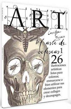 ART -EL ARTE DE COLOREAR 1-