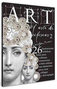 ART -EL ARTE DE COLOREAR 2-