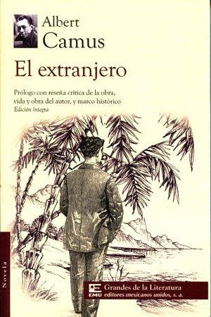 EXTRANJERO, EL (1/2 CARTA/GDES. DE LA LIT.)