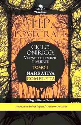 CICLO ONIRICO: VISIONES DE HORROR Y MUERTE (T.I NARRAT.COMPLETA)