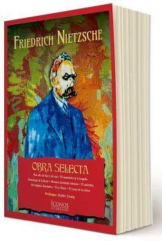 FRIEDRICH NIETZSCHE OBRA SELECTA (COL. ICONOS LITERARIOS)