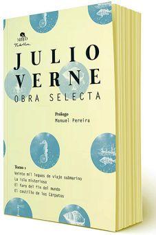 JULIO VERNE OBRA SELECTA TOMO 1      (TINTA VIVA)