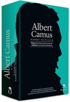 ALBERT CAMUS OBRAS SELECTAS (COL. TINTA VIVA)