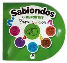 SABIONDOS -EN DEPORTE-               (PARA CHICOS)