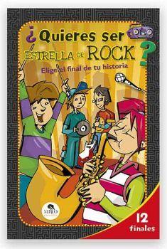 QUIERES SER ESTRELLA DE ROCK? -ELIGE EL FINAL DE TU HISTORIA-