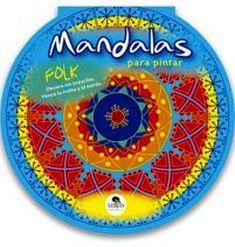MANDALAS FOLK                        (CIRCULAR/PARA PINTAR)