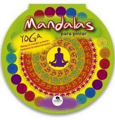MANDALAS YOGA                        (CIRCULAR/PARA PINTAR)