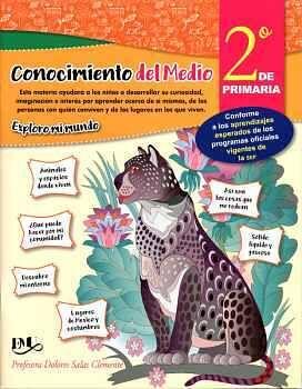 CONOCIMIENTO DEL MEDIO 2 PRIM. -EXPLORO MI MUNDO-