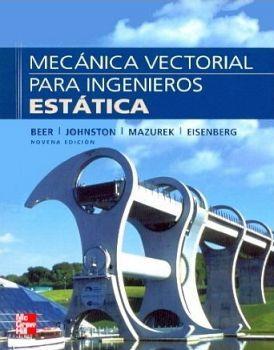 MECANICA VECTORIAL PARA INGENIEROS ESTATICA 9ED.