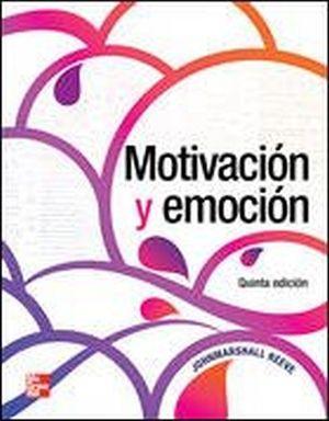 MOTIVACION Y EMOCION 5ED.