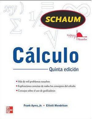 CALCULO 5ED. (SCHAUM)