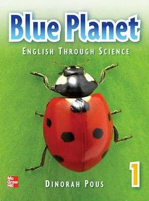 BLUE PLANET 1 2ED STUDENT BOOK W/CD