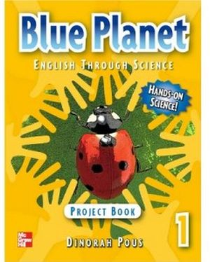 BLUE PLANET 1 2ED PROJECT BOOK