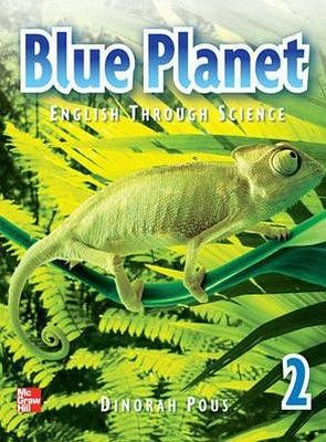 BLUE PLANET 2 2ED STUDENT BOOK W/CD