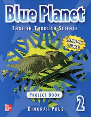 BLUE PLANET 2 2ED PROJECT BOOK