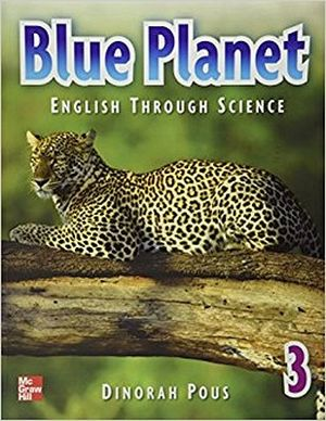 BLUE PLANET 3 2ED STUDENT BOOK W/CD