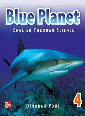 BLUE PLANET 4 2ED STUDENT BOOK W/CD