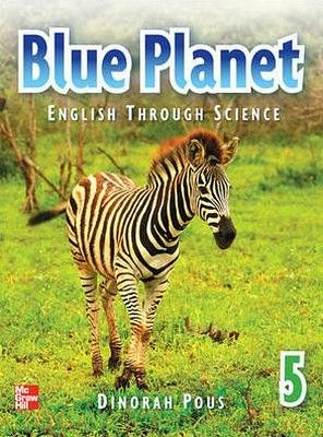 BLUE PLANET 5 2ED STUDENT BOOK W/CD