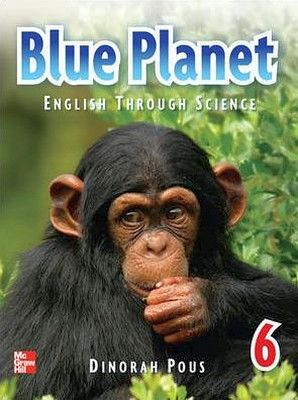 BLUE PLANET 6 2ED STUDENT BOOK W/CD