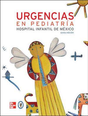 URGENCIAS EN PEDIATRIA 6ED.