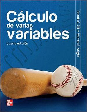 CALCULO DE VARIAS VARIABLES 4ED.