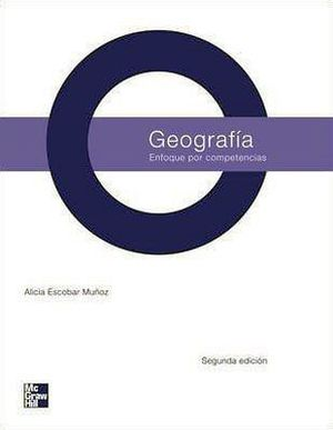 GEOGRAFIA 2ED.   -DGB/ENFOQUE COMPETENCIAS- C/CD