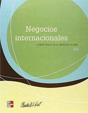 NEGOCIOS INTERNACIONALES 8ED. (COMPETENCIL MERCADO)