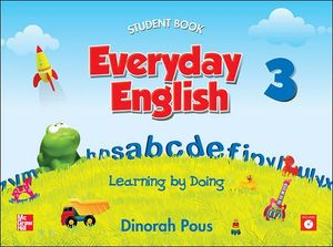 EVERYDAY ENGLISH 3 STUDENT BOOK W/CD