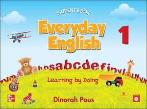 EVERYDAY ENGLISH 1 STUDENT BOOK W/CD