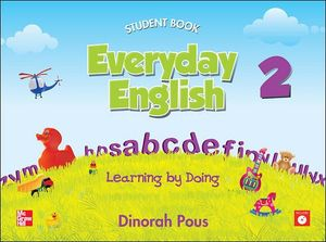 EVERYDAY ENGLISH 2 STUDENT BOOK W/CD