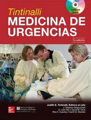 MEDICINA DE URGENCIAS 7ED. C/DVD