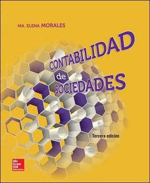 CONTABILIDAD DE SOCIEDADES 3ED.
