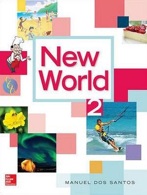 NEW WORLD 2 STUDENT BOOK C/CD